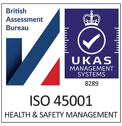 UKAS-OHSAS-45001