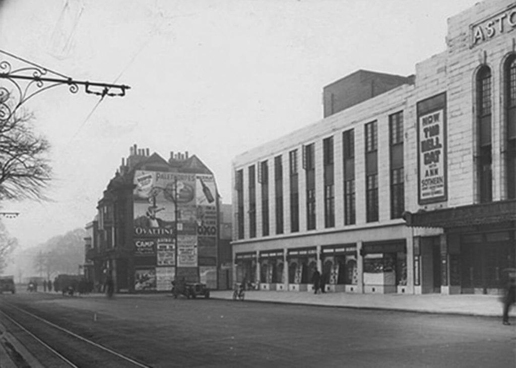 The Astoria Theatre