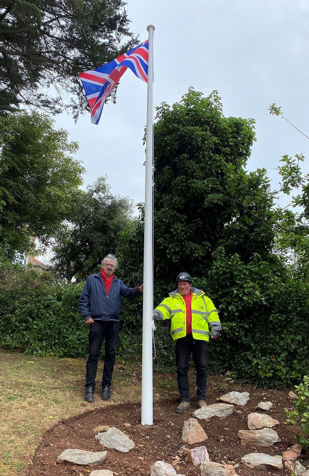 Flagpole Torquay